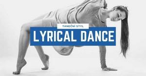 Taneční styl Lyrical Dance | 331 Dance Studio Olomouc