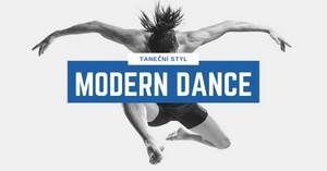 Taneční styl Modern Dance | 331 Dance Studio Olomouc