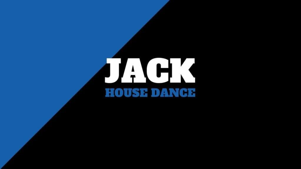 Jack | House Dance Tutorial