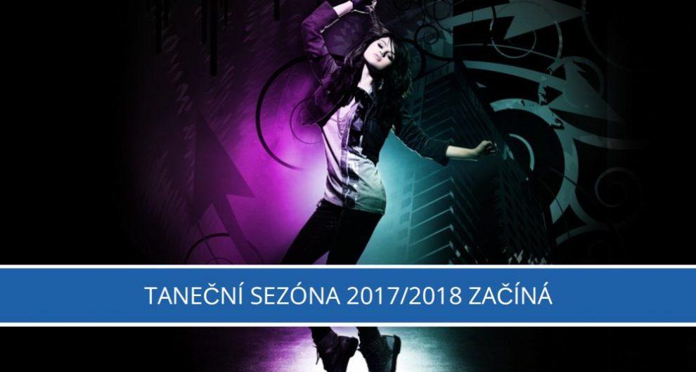 Taneční sezóna 2017/2018 začíná. Co všechno potřebujete vědět?