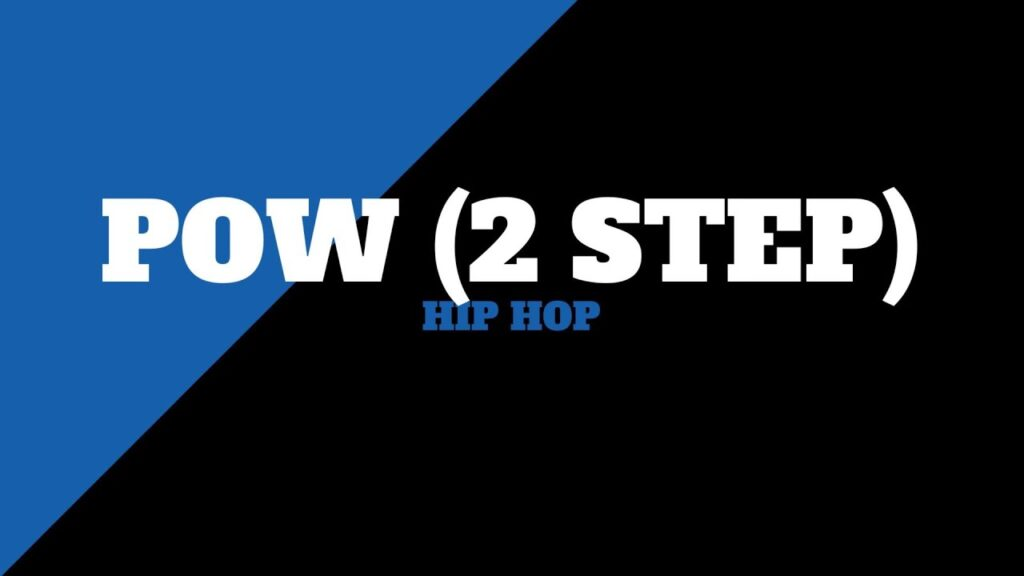 Pow (2 Step) | Hip Hop Dance Tutorial | 331 Dance Studio Olomouc