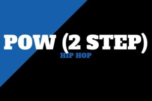 Pow (2 Step) | Hip Hop Dance Tutorial | 331 Dance Studio Olomouc