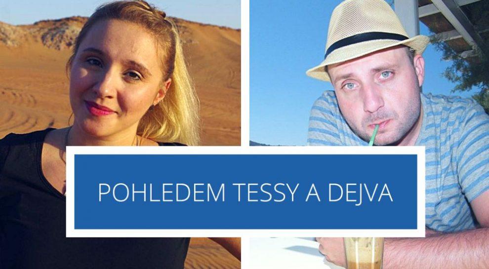 Pohledem Tessy a Dejva: Jaká byla uplynulá soutěžní sezóna?