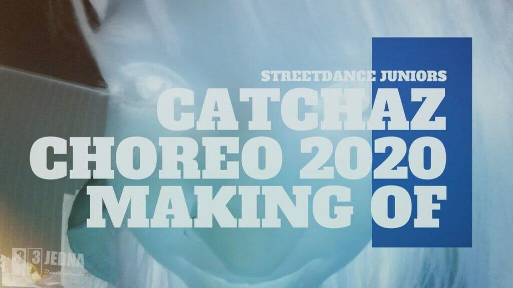 Catchaz choreo 2020   making of   331 Dance Studio Olomouc