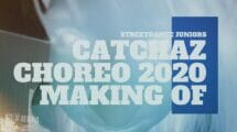 Catchaz choreo 2020 | making of | 331 Dance Studio Olomouc