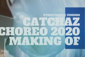 Catchaz choreo 2020 | making of | 331 Dance Studio Olomouc