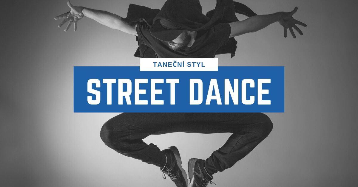 Taneční styl Street Dance | 331 Dance Studio Olomouc