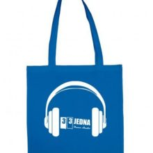 331 taška modrá