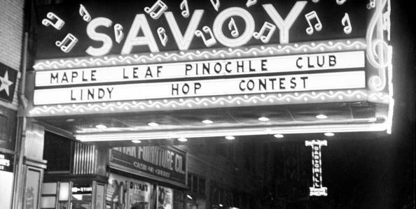 The Savoy Ballroom, Harlem, New York