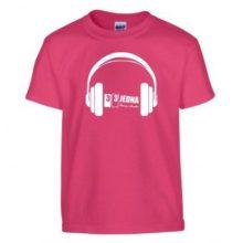 331 tričko dětské růžové