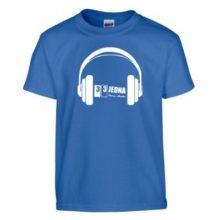 331 tričko dospělé modré