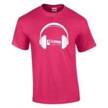 331 tričko dospělé růžové