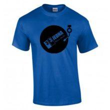 331 tričko pánské modré