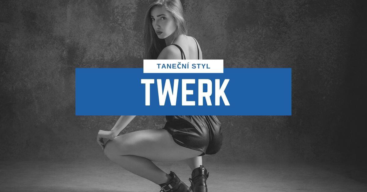 Taneční styl Twerk | 331 Dance Studio Olomouc
