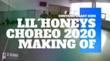 Lil´Honeys choreo 2020 | making of | 331 Dance Studio Olomouc