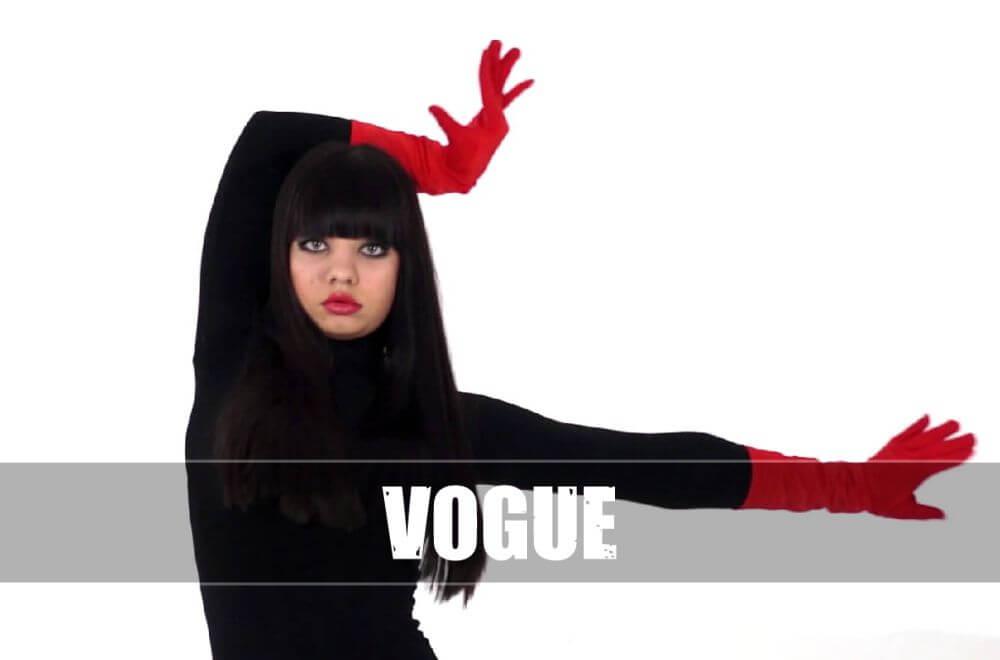 Taneční styl Vogue | 331 Dance Studio Olomouc