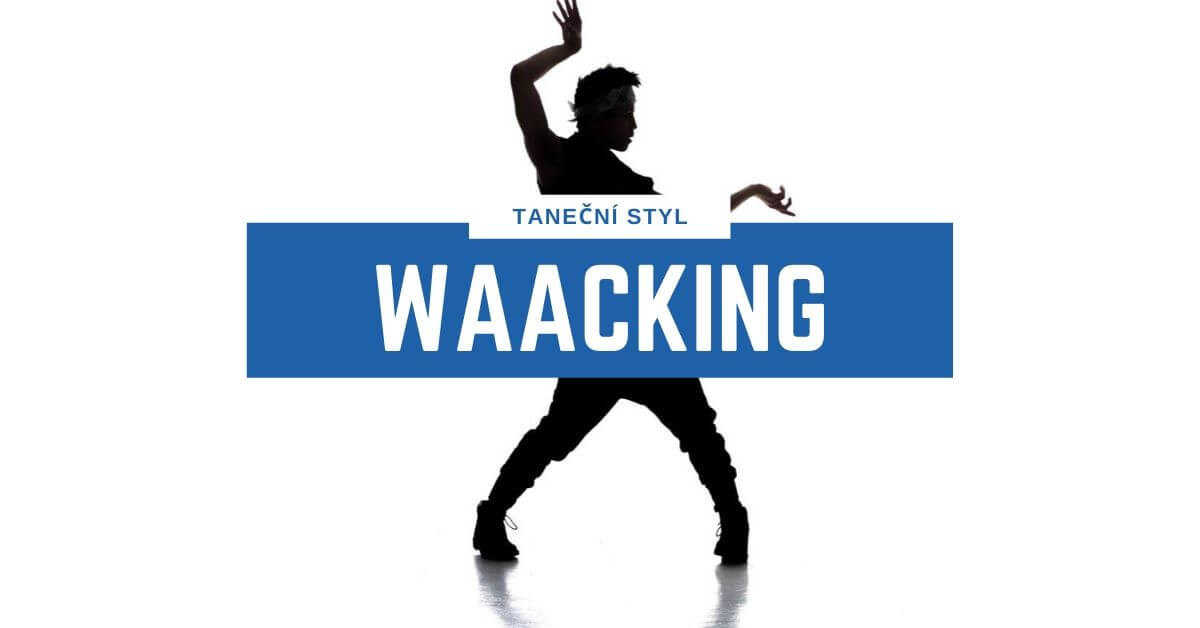 Taneční styl Waacking | 331 Dance Studio Olomouc