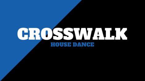 Crosswalk | House Dance Tutorial | 331 Dance Studio Olomouc
