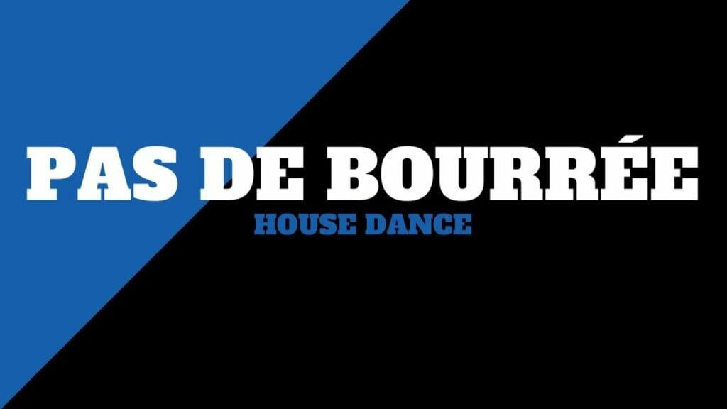 Pas De Bourrée   House Dance Tutorial   331 Dance Studio Olomouc