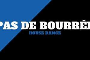 Pas De Bourrée | House Dance Tutorial | 331 Dance Studio Olomouc