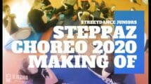 Steppaz choreo 2020 | making of | 331 Dance Studio Olomouc