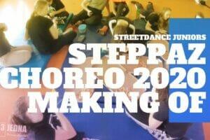 Steppaz choreo 2020 | making of | 331 Dance Studio Olomouc